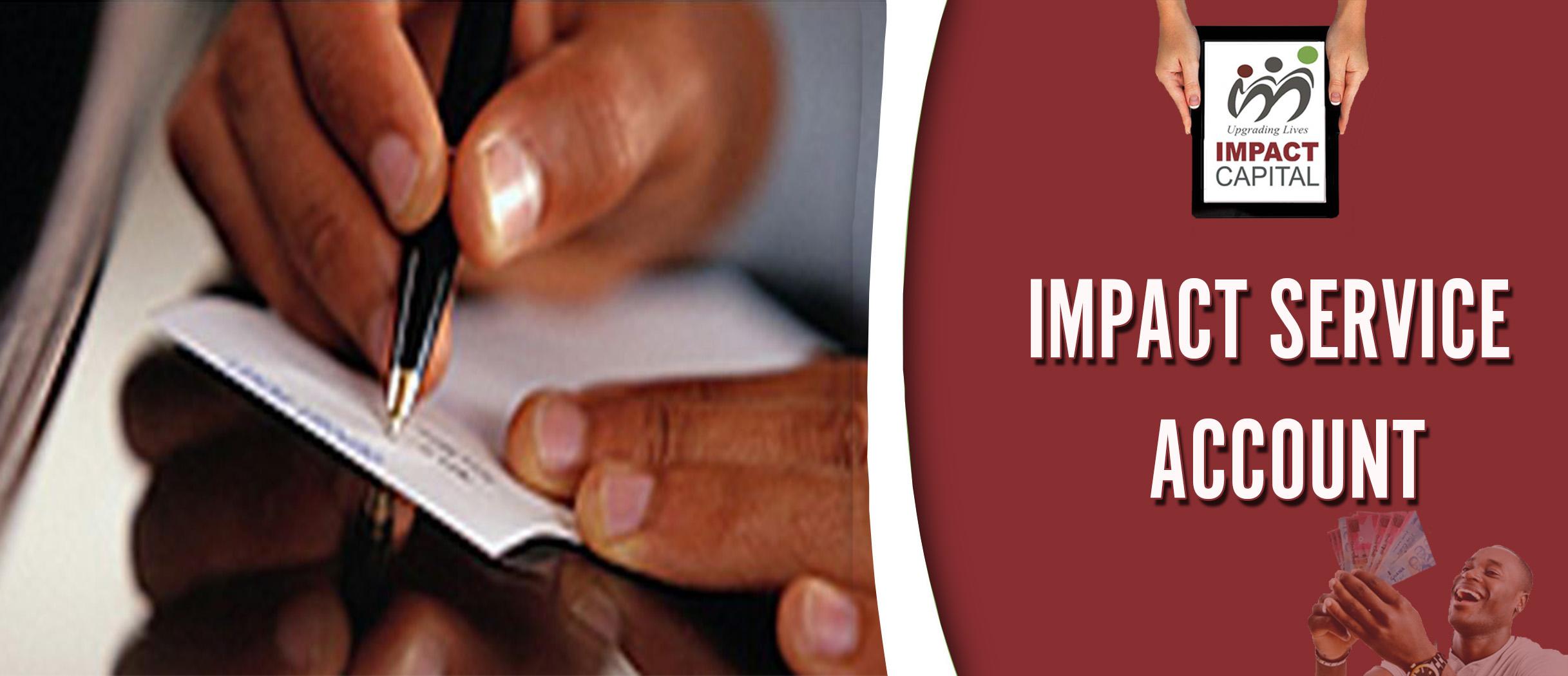 impact service acount